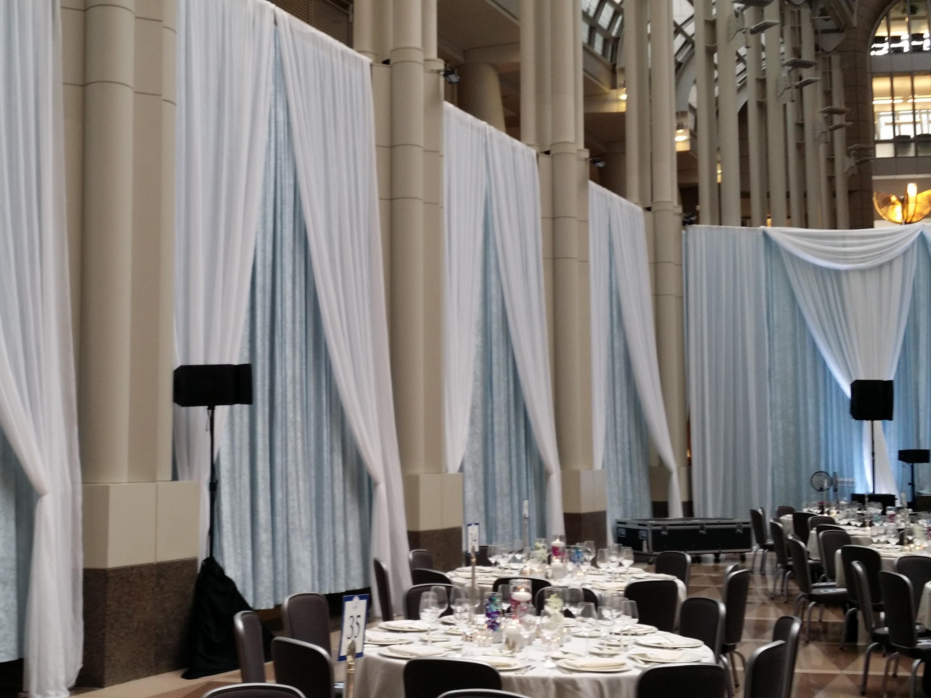 to make how and pipe for star crystal drapes drape gardens draping a tulum wedding smsender ceiling co