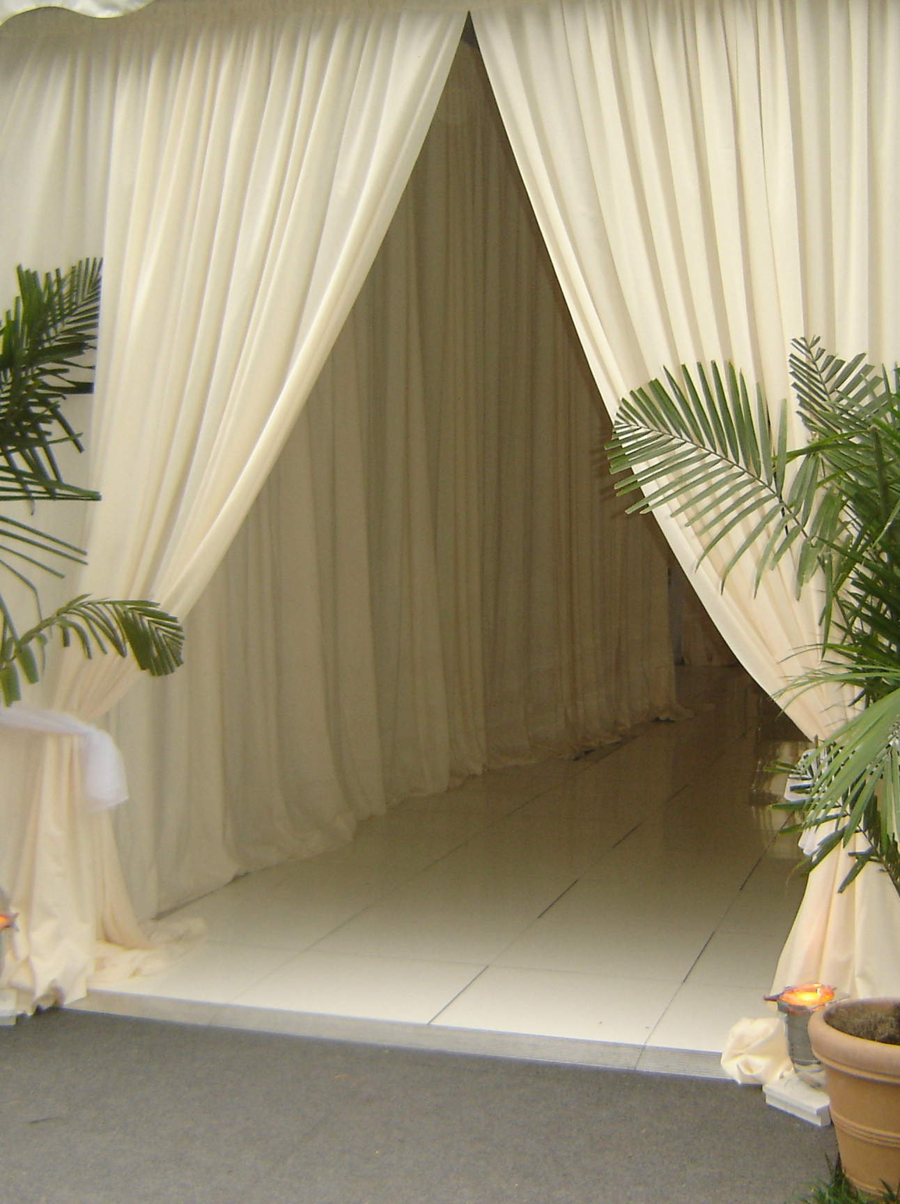 Tented Weddings And Events Fabrication Events